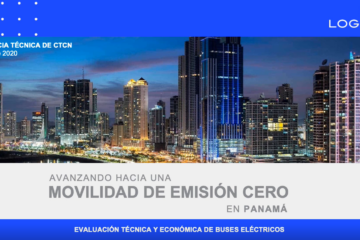 Accelerating the Transition to a Sustainable Mobility with Low Carbon Emissions in Panama